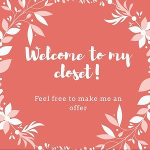 All offers welcomed!  💕